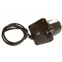 Power Trim Motor for J/E Late Model 40-50 HP 4 STK O/B 2 Wire 4-Bolt Mount Sealed Female Terminals - PT311NM - API Marine