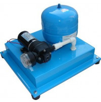 Single Pump with Pressure Tank 8 L - 12 V - PP-FLS30X - Combo Power