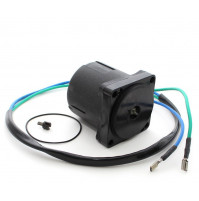 Power Trim Motor for J/E Fast Track 1991-Up 60-225 HP 1991-1994 120-140 HP 1995-Up 50-130 HP O/B 2-Wire Composite Motor - PT303NM - API Marine