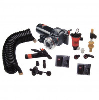 Aqua Jet 5.2 GPM Wash Down/550 Live Well Kit - PP32-64634 - Johnson Pump