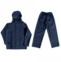 Polyester Rain Suit - Navy Color - RS105-XL - AZZI Tackle