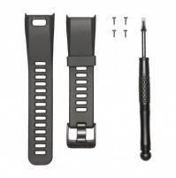 Band Kit for vivosmart HR - Black - Regular - S00-00682-00 - Garmin