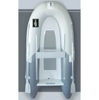 Inflatable RIB Boat Sea Rover Series, Aluminum RIB / double layer Aluminum floor - IB-SR270RIB-GYX - ASM International