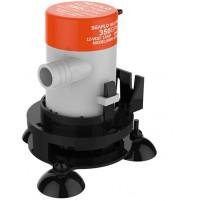 Livewell Aerator Pump Kit - 350GPH - 09 Series - 12 V - SFBP1-G350-09 - Seaflo