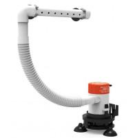 Livewell Aerator Pump Kit - 350GPH - 10 Series - 12 V - SFBP1-G350-10 - Seaflo
