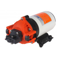 DC Diaphragm Pump - 35 Series - 12V/24V - 2.0-8.0 LPM - 17-160 PSI - 1.5 GPM - SFDP1-015-080-35X - Seaflo