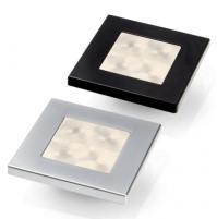 Warm white LED 'Enhanced Brightness' Square Courtesy Lamp - 2XT980580771X - Hella Marine