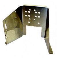 Stainless Steel Floor Mount Bracket - SSFMB500 - API Marine
