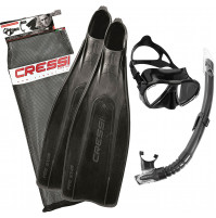 PRO STAR BAG - BLACK - ST-BG189537X - Cressi