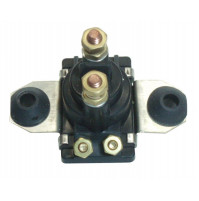 Solenoid 12 volt Mercury/Mercruiser Solenoid Used for O/B Starters & PTT Motors 12V Isolated Base, OE# 89-850187T 1 - SW104 - API Marine