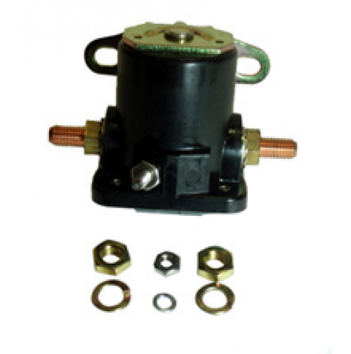 OMC I/O Solenoid Grounded Base - 12V - SW94 - API Marine