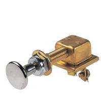 Brass Push / Pull Switch - HL2761 - Hella Marine