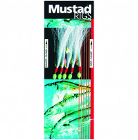 Terminal Tackle - SABIKI RIG WITH LUREFLASH - T61 - Mustad