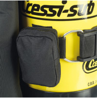 Tank Strap Weight Pocket -TKPCIC760099 -  Cressi