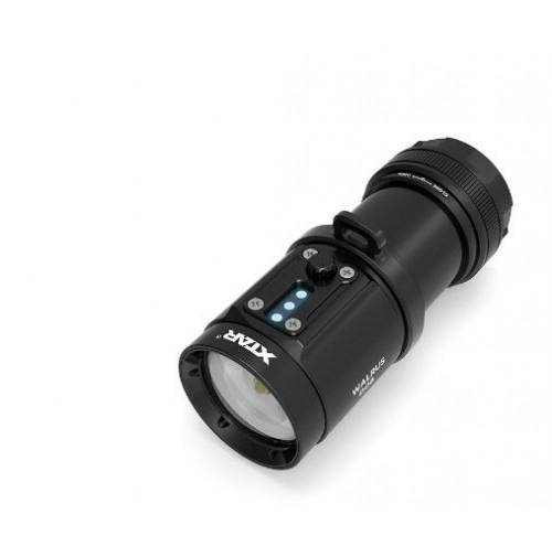 WALRUS D08 Flashlight - TH-XTD08 - XTAR