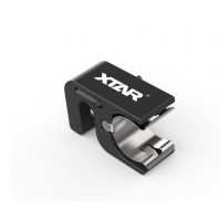 Helmet Clip for all XTAR 18650 headlamps or other flashlights that are compatible - THPXTCLIP - XTAR