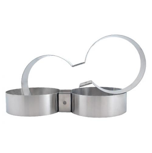 Twin Cylinder Bands - TKPXSB800 - XS scuba