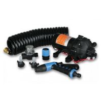 Washdown Pump Kit 13.3LPM - 70PSI - SFWP1-035-070-33X - Seaflo