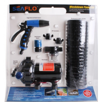 Washdown Pump Kit - 20LPM - 70PSI - SFWP2-055-070-51 - Seaflo