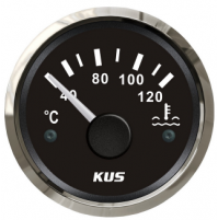 Water Temp. Gauge - Model - CPTR - 40~120℃ - SS 316 - KY14004 - Kusauto