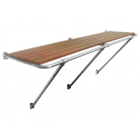 WOOD PLATFORMS FOR BOATS PROVIDED - SM1071 - Sumar