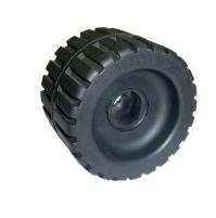 4-3/8'' Ribbed Wobble Roller - WR1307 - Multiflex