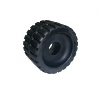5'' Ribbed Wobble Roller - WR1313 - Multiflex