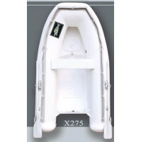 Inflatable RIB Boat X275 Series, Tender RIB without console / FRP floor - IB-X275RIB-W - ASM International