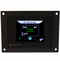 Touchscreen Control Panel for Ypower Battery Charger - YPO-DISPLAY-R - Cristec