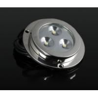 Underwater LED light - 3X2W - 12 V - Red - ZY-TD0080-3X2R - ASM