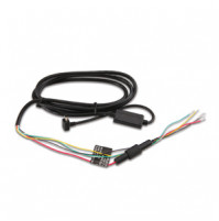 Cigarette Lighter Power Cable + Pc Interface Serial F/colorado - 010-11131-00 - Garmin