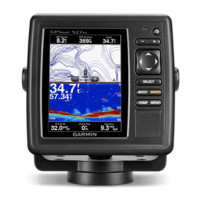 GPSMAP 527XS with Transducer - 010-01092-01 - Garmin