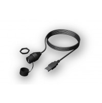 Flush Mount 200 Series USB Cable Set - MS-CBUSBFM1 - Fusion