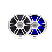 "8.8"" 330 WATT Coaxial Sports White Marine Speaker with LEDs , SG-FL88SPW - 010-01826-00 - Fusion"