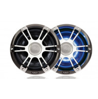 "8.8"" 330 WATT Coaxial Sports Chrome Marine Speaker with LEDs, SG-FL88SPC - 010-01827-00 - Fusion"