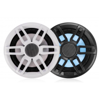"XS Series 7.7"" 240 Watt Sports Marine Speakers, XS-FL77SPGW - Grey/white -  010-02197-20 - Fusion"