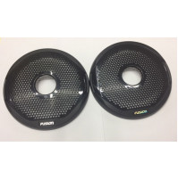 "6"" Black Grille to suit MS-FR6021 Speakers, Pair - 010-01646-00 - Fusion"