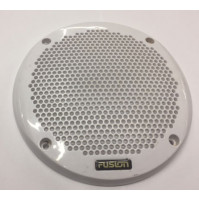 "6"" White Grille to suit MS-FR6021 Speakers, Pair - 010-01647-00 - Fusion"