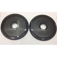 "7"" Black Grille to suit MS-FR7021 Speakers, Pair - 010-01651-00 - Fusion"