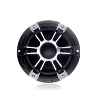 "10"" 450 Watt Sports Chrome Marine Subwoofer with LEDs, SG-SL101SPC - 010-01428-23 - Fusion"
