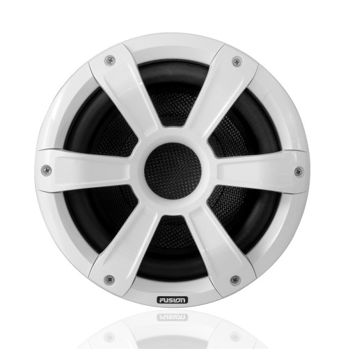 "10"" 450 WATT, SG-SL10SPW Sports White Marine Subwoofer With LED's - 010-01428-20 - Fusion"