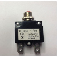 Circuit Breaker - Push Reset - JH-01AR-10X - ASM
