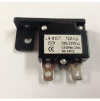 Circuit Breaker - Auto Reset - JH-01CT-10X - ASM
