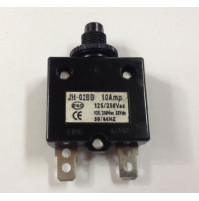 Circuit Breaker - Push Reset - JH-02BB-10X - ASM