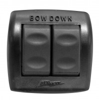 Euro-Style Rocker Switch (HYDRAULIC SYSTEMS ONLY) - ES2000 - Bennett Marine