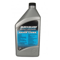 Premium Gear Lube - 1 Liter  - 92-858064qb1 - Quicksilver
