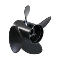 4 Blade Rubex Aluminum Propellers For RBX Rubber Hub - Fits From 135 to 300 Horse power - 9513-145-XX   - Solas