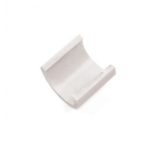 White PVC Clip for Actuator - ATC9 - Bennett Marine