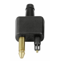 Male OMC connector - IN2200 - Cansb