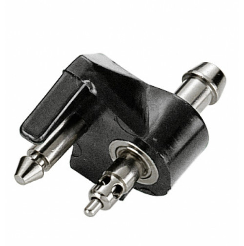 Male connector with valve OMC for engine - IN2203 - Cansb
